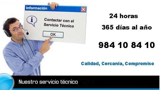 Servicio tecnico 24h